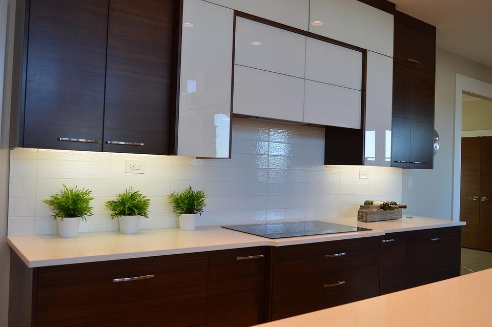 Les tendances en armoires de cuisine pour 2017