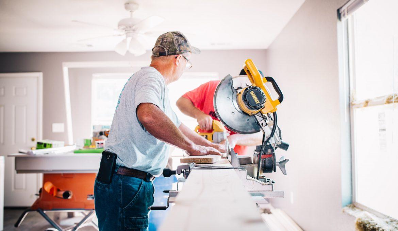 Le nettoyage après construction : pas une mince affaire!
